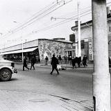 Краснодар. Колхозный рынок, 1979 год.