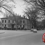 Краснодар. Угол улиц Красной и Тельмана (Красная, дом 2), 1966 год
