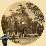 Краснодар. Перекрёсток улиц Красной и Советская (вид 2)