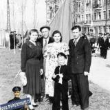 Краснодар, 1 мая 1953 года