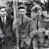 Краснодар. Школа №2 на демонстрации 1 Мая 1962 года.