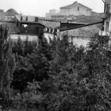 """Краснодар. Двор """"Сединского"""" дома, Красная №78."""