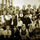 "Краснодар. Школа 7""В"" класс, 1970 год"