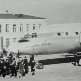 Краснодар. Аэропорт, 1967 год.