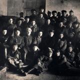 Краснодар. Чекисты Краснодарского отдела ЧК, 1920 год