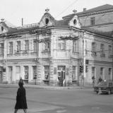Краснодар. Дом по адресу Мира 41/Красноармейская 24, 1980 год.