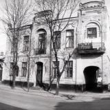 Краснодар. Шаумяна 50, 1989 год.