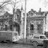 Краснодар. Улица Коммунаров, дом 10, 1980 год