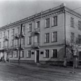 Краснодар. Дом по улице Коммунаров, 4, 1955 год