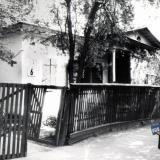 Краснодар. Дом войскового атамана Бурсака Федора Яковлевича, ул. Красноармейская, 6. 1983 год