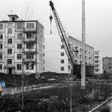 Краснодар. Дома в Фестивальном микрорайоне на улице Котовского.