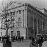 Краснодар. Драматический театр имени М. Горького, 1955 год