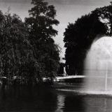 """Краснодар. Фонтан  """"Шар"""" на площади Труда, 1987 год"""