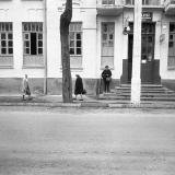 Краснодар. Гарнизонная баня. Улица Октябрьская № 64 (вид центральной части, фото 2)