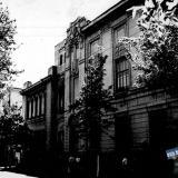 Краснодар. Гарнизонный дом офицеров. Красноармейская, 48. Вид здания с улицы Ленина.