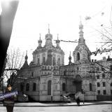 Краснодар. Георгиевский храм, 1974 год