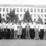 Краснодар. Главный корпус КСХИ, 1977 год