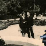 Краснодар. Городской сад, 14.10.1963 года