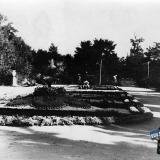 Краснодар. Горпарк август, сентябрь 1954 г.