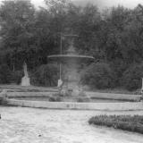 Краснодар. Горпарк. Фонтан с лягушками, 1948 год