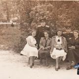 Краснодар. Горпарк, май 1956 года