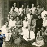 Краснодар. Группа медицинских работников, 1920-е
