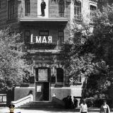 Краснодар. Институт физкультуры. 1 мая 1971 года.