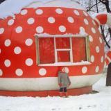 """Краснодар. Кафе """"Чайник"""", 1987 год"""