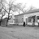 Краснодар. Хлебный магазин на ул. Садовой. 9 января 1983