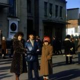 """Краснодар. Кинотеатр """"Кубань"""", ноябрь 1982 года."""