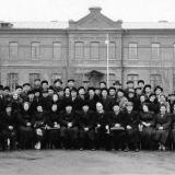 Краснодар. Коллектив ВНИИМЭК, 1950-е годы