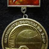 Краснодар. Активисту борьбы за Мир. Тип 2