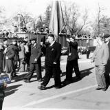 1958 год. 7 ноября. Демонстрация.