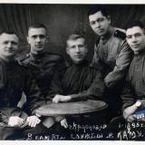 Краснодар. Краснодарске артиллерийско-миномётне училище (КАМУ). 1945 год.