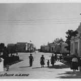 Краснодар. КСХПВ. Главная аллея