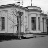 Краснодар. КСХПВ. Павильон Гулькевичского и Кавказского районов, 1956 год