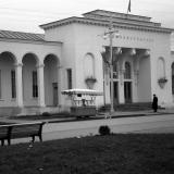 Краснодар. КСХПВ. Павильон Севкавэфирмасло, 1956 год.