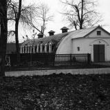 Краснодар. КСХПВ. Животноводческий сектор. Свинарник. 1956 год