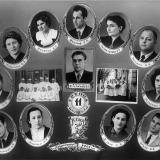 Краснодар. Кубанский государственный медицинский институт. 45-й выпуск врачей, 1961 год
