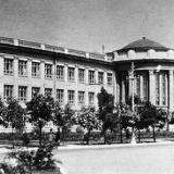 Краснодар. Кубанский институт пищевой промышленности.1961 г.