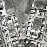"Краснодар. Летний кинотеатр ""Нефтяник"". 1957 год"