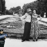 Краснодар. Летом в городском парке им. М.Горького