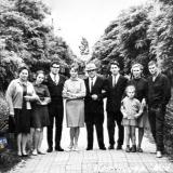 Краснодар. Семья Андреевых-Акуловых. Май 1967 года.