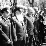 Краснодар. Майская демонстрация 1972 года