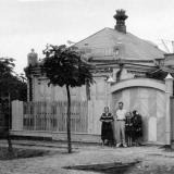 Краснодар. Батарейная перекресток с Артиллерийской. 1950-е годы