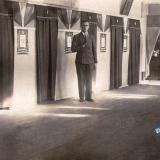 Краснодар. На избирательном участке 12 декабря 1937 года.