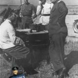Краснодар. На лётном поле Краснодарской Авиашколы Штурманов ВВС.