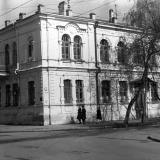 Октябрьская улица - перекресток с Советской