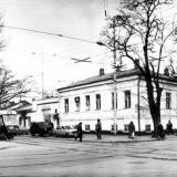 Краснодар. На перекрёстке улиц Коммунаров и Горького, 1987 год