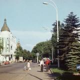 Краснодар. На углу Красной и Ворошилова.